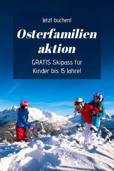 Kinder unter 15 Jahren erhalten einen kostenlosen Skipass! Skiing, Family Ski, Travel, 15 Years, Ski Trips, Family Vacations, Ski, Viajes, Destinations