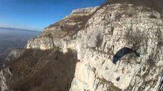 Les falaises du Salève en parapente de proximité Half Dome, Mount Rushmore, Image, Crosses