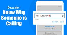 In this article, we are going to share a detailed guide on how to enable and use the Call reason feature of TrueCaller. Let's check out. #CallReason #Feature #Truecaller Hello It, Caller Id, Latest Technology News, Enabling, Communication, Let It Be, Digital, Apps, Check