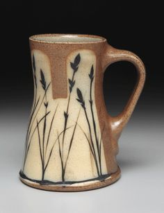 Kyle Carpenter Studio Pottery Salt-fired