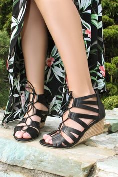Downey Wedges, Restricted Shoes Spring 2017 New Arrivals