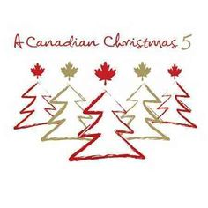 Various - A Canadian Christmas 5, Black