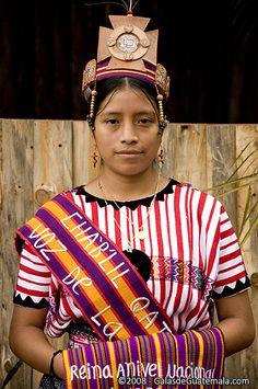 Lourdes, Reina Indigena 2008