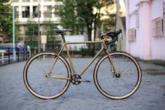 Blue Lug: Rew10 Works Singlespeed Cross Bike