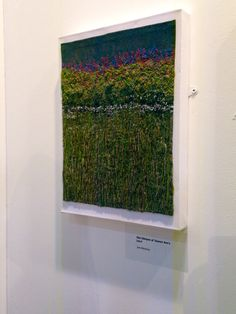 First Glimpse of 'Queen Ann's Lace' - Jan Beaney