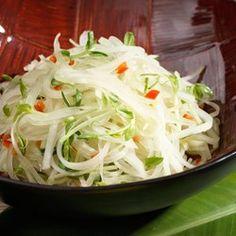 Green Papaya Salad - EatingWell.com