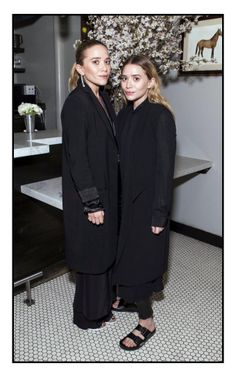 Mary Kate + Ashley: The Row x Barney's Dinner in San Francisco | Allegory of Vanity