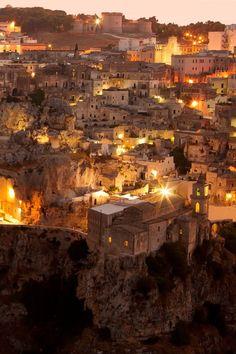 Sera a Matera - Italy