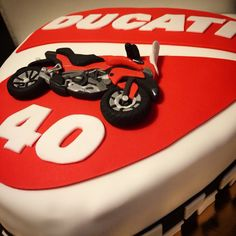 Ducati cake ducatimultistrada