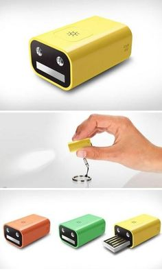 Flash light & USB Drive Two in One