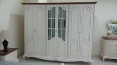 Masif country yatak odası Bostan Mobilya ve tasarım'da bulunan son derece kaliteli bir üründür,ürünün diğer resimleri için lütfen iletişime geçiniz,İsterseniz komple krem lake cila da yapılabilir,Ankara Siteler Bosan Mobilya'da bulabileceğiniz ürün son derece kalitelidir. White Bedroom Furniture, Bedroom Decor, Modern Bedroom Design, Armoire, Master Bedroom, Sweet Home, House Design, Home Decor, Closets