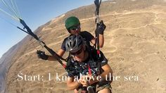 watch video | Twin Paragliding: Fazayah Bay, Oman. see on Fb https://www.facebook.com/SinbadsOmanPocketGuide #Oman #video #paragliding #travel #MyOman #TravelToOman