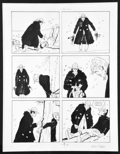 Hugo Pratt, Jesuit Joe Comic Art