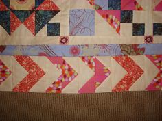 Little Bunny Quilts: Sassy Chevron Borders Tutorial