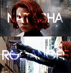 Natasha Romanoff