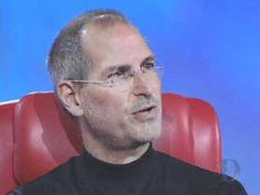 """Una de las grandes lecciones de Steve Jobs """"Si no amas lo que haces, si no te apasiona fracasarás, si amas y sientes pasión tendrás éxito por que es lo que hace que sobre pases los momentos duros."""""""
