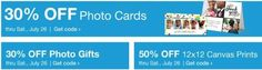 Walgreens Photo Promo Code for 2014 | 30 off 50 off Walgreens coupon codes_