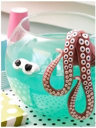 Octopus Punch? yes please!