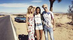 H&M Loves Coachella- kolekcja festiwalowa.