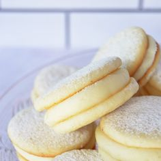 Nut Recipes, Sweet Recipes, Cookie Recipes, Cookie Factory, Kawaii Dessert, Catering Food, Pastry And Bakery, Cake Servings, Sugar Cookies Recipe