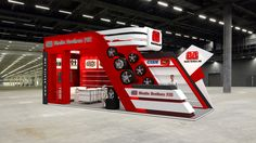 Exhibiton Stand Design for Bhatia Brothers. Exhibition Stall, Exhibition Booth Design, Exhibit Design, Tyre Shop, Showcase Design, Trade Show, New Shop, Cool Designs, Brother