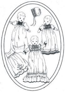Old Fashioned Baby Patterns