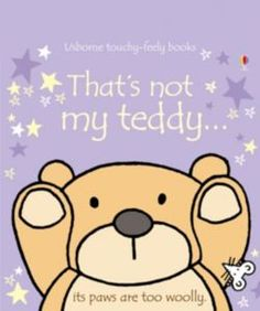 Usborne That's Not My Teddy
