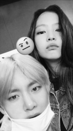 Taehyung and Jennie (Taennie) ❣️ I ship them so bad so I tried editing but I know it's not that good. Bts Aesthetic Pictures, Couple Aesthetic, Blackpink Photos, Bts Pictures, Kpop Couples, Cute Couples, Taehyung, Instagram Post Generator, Best Instagram Posts