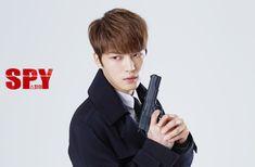 Cuplikan Adegan Kim Jae Joong dengan Go Sung Hee di Drama Spy