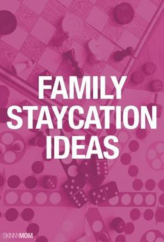 Staycation ideas for active families. Staycation #travel #frugal Frugal Staycation Ideas Staycation #travel #frugal Frugal Staycation Ideas