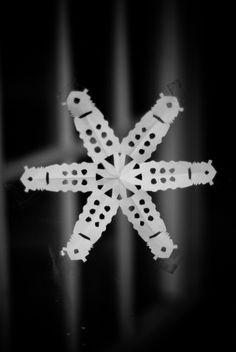 Dr. Who snowflake...Dalek...EXTERMINATE!