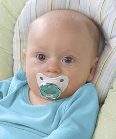 Look what I found on #zulily! Summer Infant Blue Pacifier Thermometer by Summer Infant #zulilyfinds