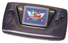 Sega Game Gear !