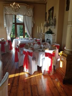 Red Sashes  www.ido-weddings.love
