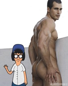 Slap that ass, Tina!