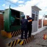 IPSE INGENIERIA Servicio de mantenimiento a transformador