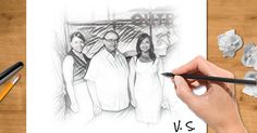 ¿Podemos dibujarte en tan solo unos pocos segundos? ¡Haz clic aquí y echa un vistazo a tu dibujo!