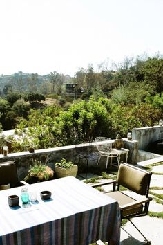 IN the home of Coryander Friend — Set Designer, Apartment & Antique Shop, Laurel Canyon, Los Angeles