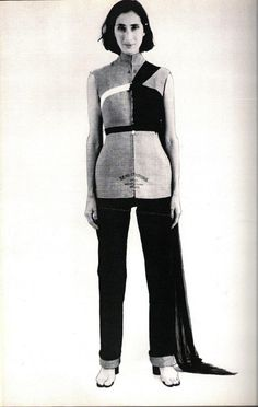 The Terrier and Lobster: Maison Martin Margiela Spring 1997 Dress Forms