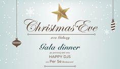 Χριστούγεννα με ζεστασιά στο Galaxy Hotel Iraklio! Το βράδυ της παραμονής των Χριστουγέννων στο Per Se restaurant γιορτάζουμε με λαχταριστές γεύσεις, μουσική και χαρούμενη διάθεση! Δείτε το μενού μας αναλυτικά, ελάτε να περάσουμε μια αξέχαστη βραδιά και επωφεληθείτε από τα γιορ�