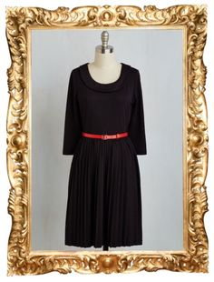Presentation Perfection Dress in Black - $23.99 (was $79.99)