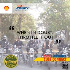 Watch King's Royal Riders story and video on TORQ Rider App tomorrow..! Download the App & be part of the Shell Advance Club Connect journey!! https://goo.gl/EP9ds6   #TheWinningIngredient #TORQ #TorqRiderApp #bikerlife #motorcyclediaries