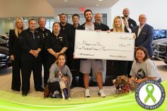 https://flic.kr/p/uwGxG9 | Players for Pits #ChooseYourCharity Winner May 2015 | Players for Pits wins their 1st ever #ChooseYourCharity contest May 2015.  Read up more on Players for Pits on our blog:  http://www.infinitiofnaperville.com/blog/2015/june/12/players-for-pits-plays-for-keeps-in-mays-chooseyourcharity-contest.htm