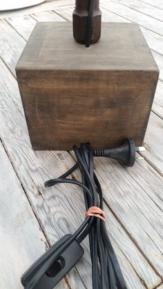 Upcyled antique hand drill table lamp. by WarmGlowLighting on Etsy