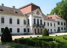 Széchenyi Kastély és Emlékmúzeum - Nagycenk, Hungary