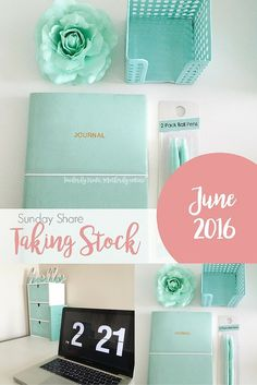 Taking Stock - Sharing extra tidbits of what's been happening in my Life, in my Home and with my Family. Grab a cuppa and 'take stock' with me. Teacher Blogs, Homemaking, June, Sunday, Nature, Domingo, Naturaleza, Home Economics, Household Chores