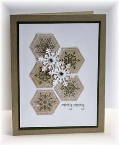 Scrappin' and Stampin' in GJ: December 2013