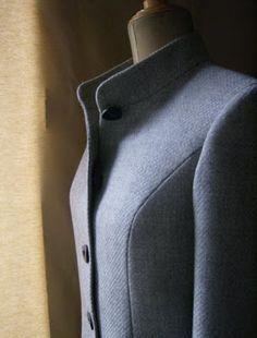 BCN - UNIQUE designer patterns: Chaqueta - Confección (Revisited post).-