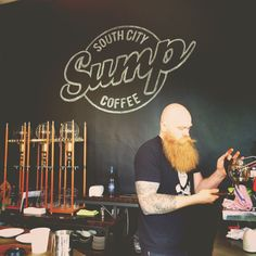 Meet Scott Carey, owner of Sump Coffee in St. Louis. He loves the craft of the perfect coffee. He works what may be considered magic on every cup he fills. Long story short, you'll probably have the best coffee you've ever enjoyed at Sump.