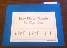 How Many Moves? (addition, subtraction & tally marks)